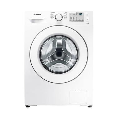 Samsung WW70J4233KW Front Loading Washer - White [7 kg]