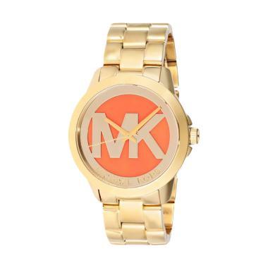 Michael Kors MK6215 Original Jam Tangan Wanita - Gold