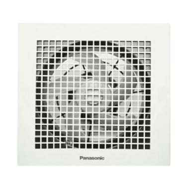 Panasonic 15 TGU Ceiling Exhaust Fan - Putih [6 Inch/ 15 cm]
