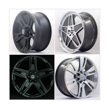 HSR Wheel Set With Tyres Z23500 Rin ... n Mobil [Barang Di Kirim]