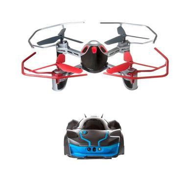 Wowwee REV Air Smart Toys Paket Mobil dan Drone Robotics