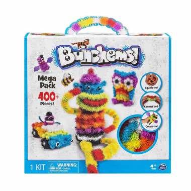Bunchems Kado Edukatif Mega Packs Mainan Edukasi [400 Pcs]