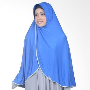 Atteena Hijab Aulia Navilla Jilbab Instan - Dark Blue