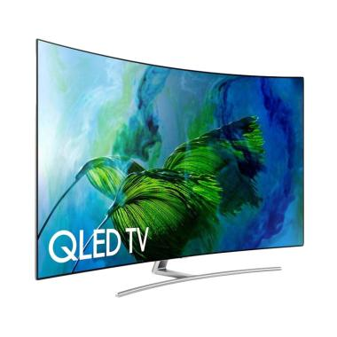Samsung QA55Q8C Qled UHD 4K Smart Curved LED TV [55 Inch]