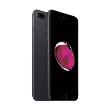 Apple iPhone 7 Plus 256 GB Smartphone - Black [Garansi Resmi]