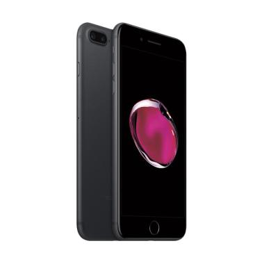 Apple iPhone 7 Plus 128 GB Smartphone - Black [Garansi Resmi]
