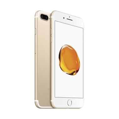 Apple iPhone 7 Plus 128 GB Smartphone - Gold [Garansi Resmi]