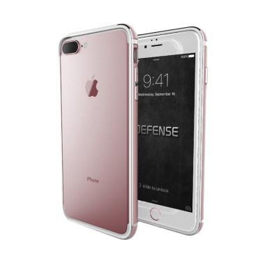 X Doria Defense Edge Casing for iPhone 7 Plus - Rose Gold