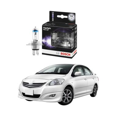 Bosch H4 Gigalight Bohlam Lampu For New Vios 1.5i 2007 Ke Atas [1987301106]