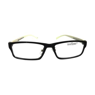 Ionspec Model 29E Kacamata Terapi Kesehatan - Black White