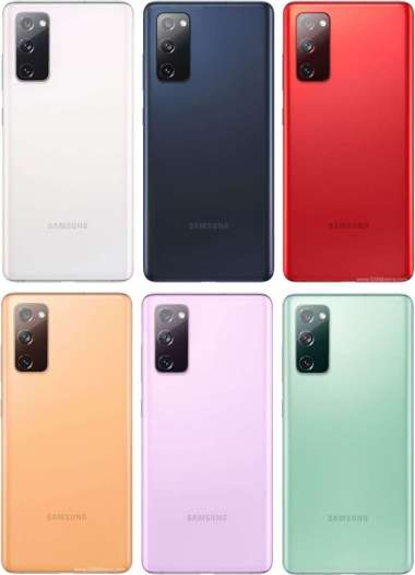 harga Samsung Galaxy S20 FE 8/128GB Orange Blibli.com