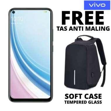 harga Vivo Y50 8-128 GB Free Tas Anti Maling BLACK Blibli.com