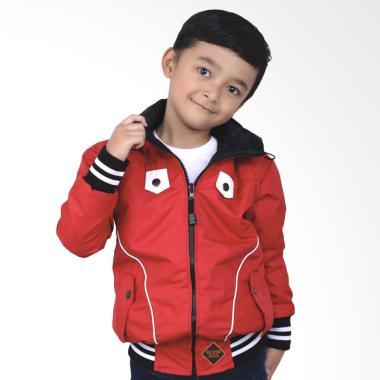 Catenzo Junior Logan CDG 126 Jaket Sport Anak