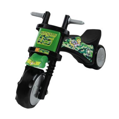 Ocean Toy Yotta Sepeda Motor TNI Mainan Anak