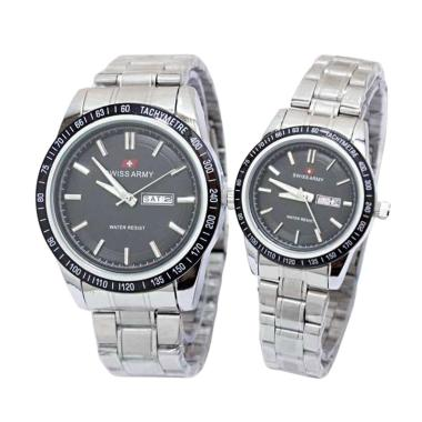 Jual Jam Tangan Couple Watch Terlengkap - Harga Murah  e2cf76a2c4