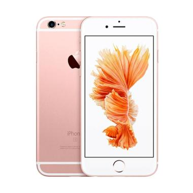 Apple iPhone 6s 32 GB Smartphone - Rose Gold [Garansi Resmi]