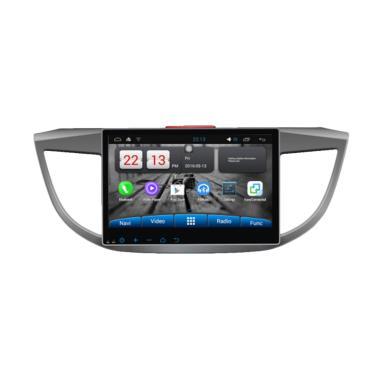 AVT Android OEM Honda All New CRV  Head Unit Double Din [10.2 Inch]