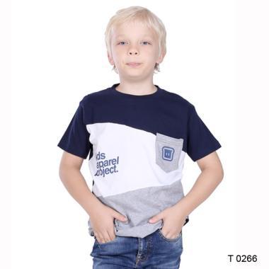 Toodler T 0266 Kaos Kids Project TShirt Anak LakiLaki