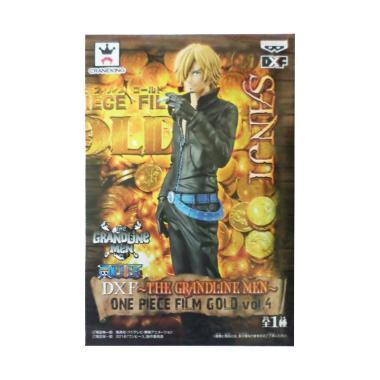 DFX The Grandline Men One Piece Film Gold Vol 4 Sanji Action Figure