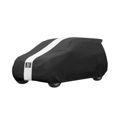 Cover Super Sarung Mobil For Mobilio Hitam