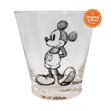 Mickey Mouse Heritage Studio Rock Gelas - Black