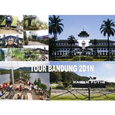 Qaisara Tour & Travel Lembang - Ciwidey Paket Tour Bandung [2H1M]