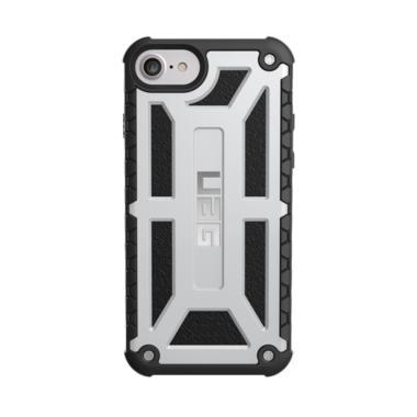 UAG Urban Armor Gear Monarch Casing for iPhone 7 - Platinum