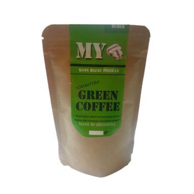 My Green Coffee Diet Organik Bubuk Kopi Hijau [500 g]