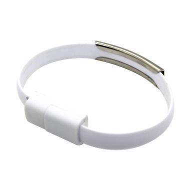 Orange's Gelang Micro USB Kabel Data - Putih