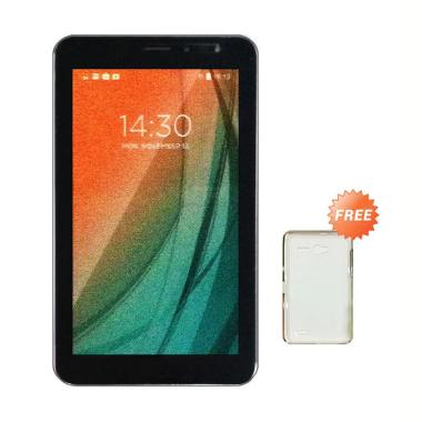 Advan Vandroid i7A Tablet - Coffee  ...  LTE] + Free Silicon case