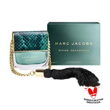 Marc Jacobs Divine Decadence For Women Parfum EDP [100 ML/ Tester]