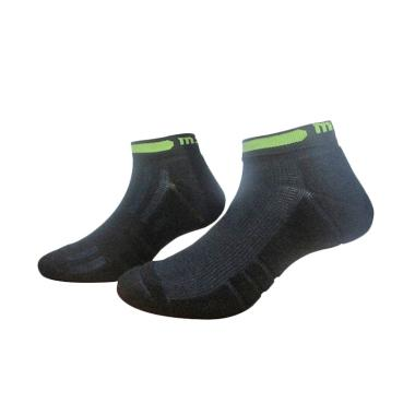 Marel Socks MA1P 16 TRA001 Training Ankle Shock - Black Electricity