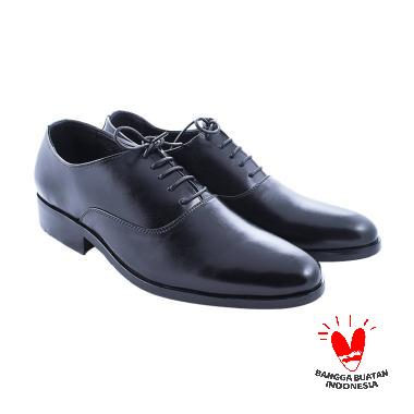 Salvare Cap Toe Derby Boots Sepatu Formal Pria SS-020