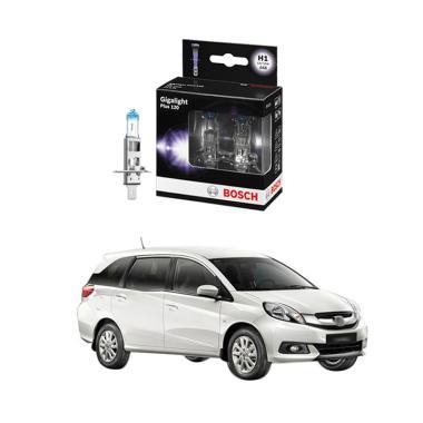 Bosch H1 Gigalight Bohlam Lampu For Honda Mobilio 1.5i 2014 Ke Atas