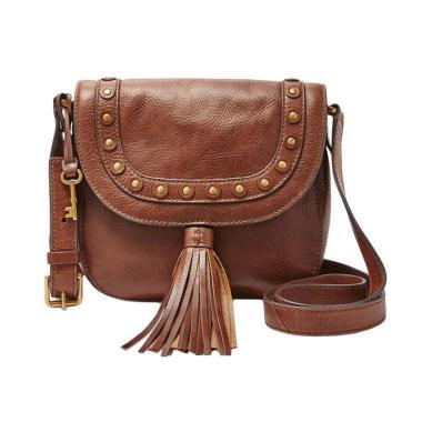 Fossil ZB 6850210 Emi Saddle Medium Shoulder Bag