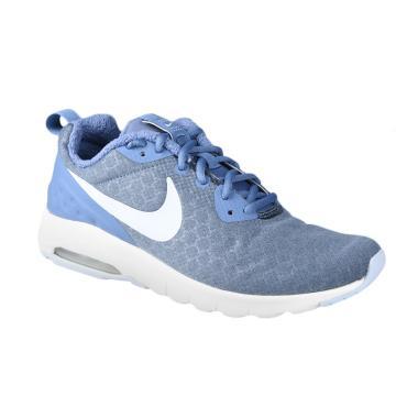 Nike Wmns Air Max Motion Lw Se 844895-400 Sepatu Olahraga - Biru