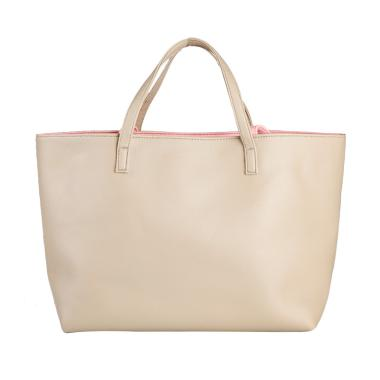 Verokha MEL-LB for Blibli Melinda Tote Bag - Light Brown