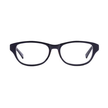 Franc Nobel Unisex Paul Serendibite 041521 Kacamata - Black