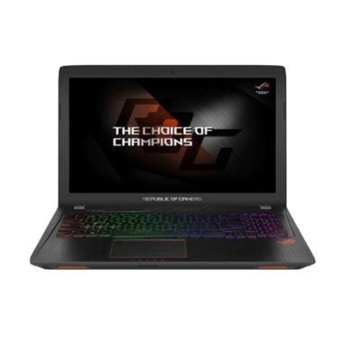Asus Rog GL753VE Notebook - Black [ ... +2TB/GT1050Ti 4GB/Win 10]