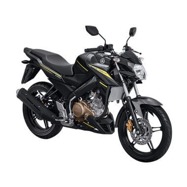 Yamaha New Vixion Sepeda Motor - Advance Striking Black