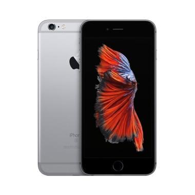 Apple iPhone 6s 32 GB Smartphone - Space Gray [Garansi Resmi]