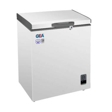 GEA AB-106 Chest Freezer [Area Jawa Timur]