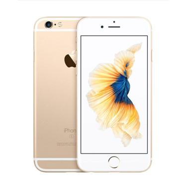 Apple iPhone 6s Plus 32 GB Smartphone - Gold [Garansi Resmi]