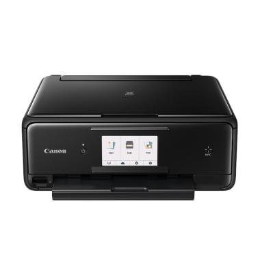 Canon PIXMA TS8070 Multifunction Inkjet Printer - Black