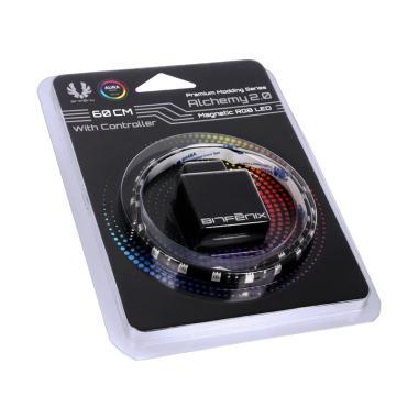 Bitfenix Magnetic RGB LED Strip wit ... ox - Hitam [60cm/30 LEDs]