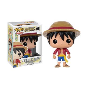 harga Funko POP! One Piece Monkey D. Luffy 5305 Vinyl Action Figure Blibli.com