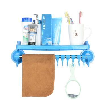 CCC Bathroom Towel Rack Gantungan Multifungsi