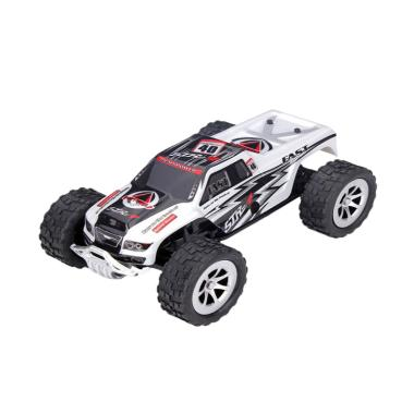 RC Car Racing Monster Truck Mainan  ...  Control 4 Channel - Abu2