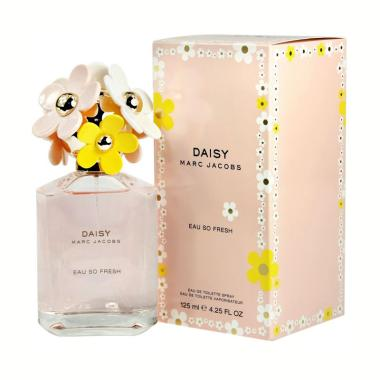 Marc Jacobs Daisy Eau So Fresh EDT Parfum Wanita [125 ML] TESTER