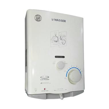 Wasser WH-506 A LNG Water Heater Low Pressure [Gas Alam]